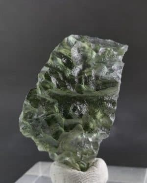 Rare Collectors Moldavite from Basednice (4.1grams)